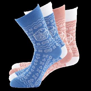 7c5a71df800 Štrbské Presso - Slovenská unikátna káva - Dámske ponožky ČIČMANY horec