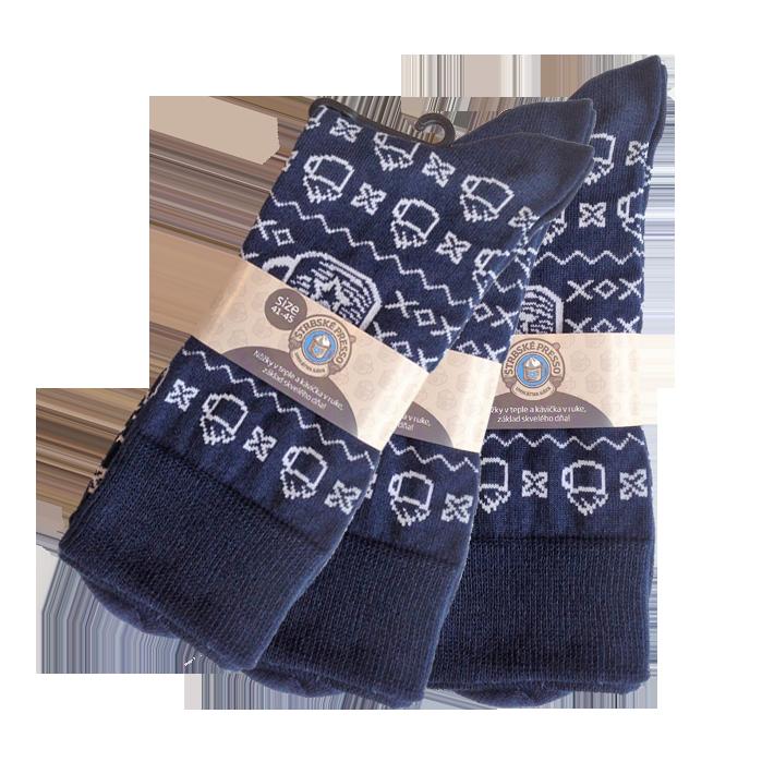 2f13d023adb Pánske ponožky ČIČMANY. Elegantné ponožky v celofarebnej verzii do práce a  smelo aj do obleku!